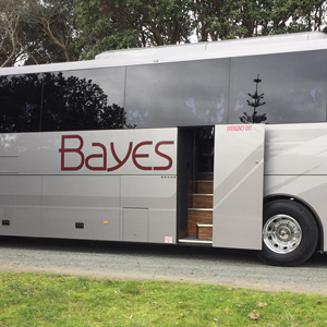 Bayes Coach Tour