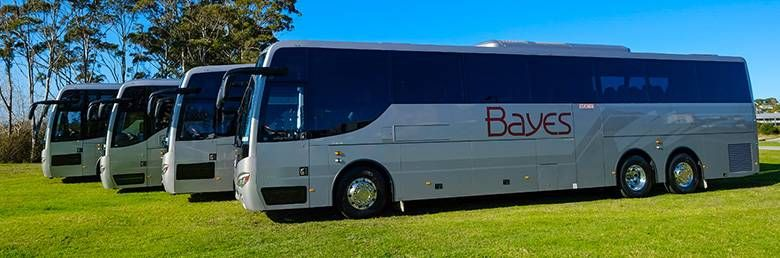 Tour Bus Hire